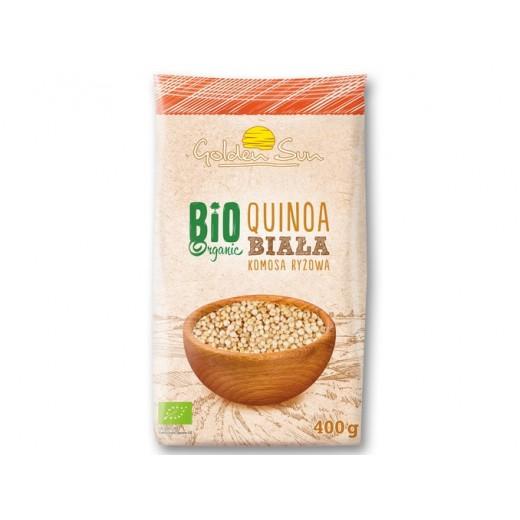 "BIO Organic white quinoa ""Golden Sun"", 400 g"
