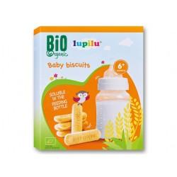 "BIO Organic baby biscuits  ""Lupilu"", 8x40 g"