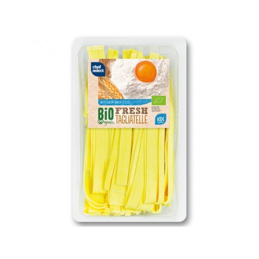 "BIO Organic fresh tagliatelle ""Chef Select"", 250 g"