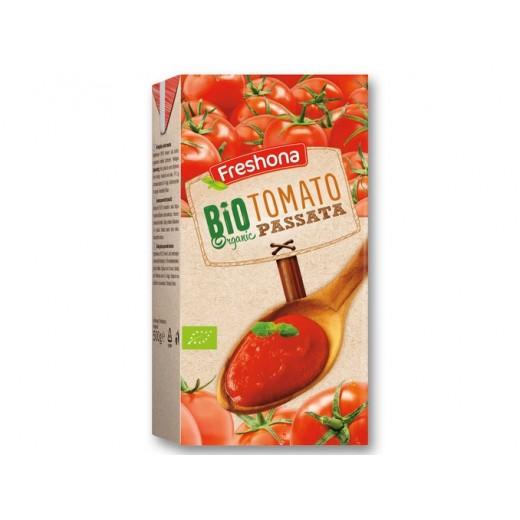 """BIO Organic tomato passata """"Freshona"""", 500 g"""