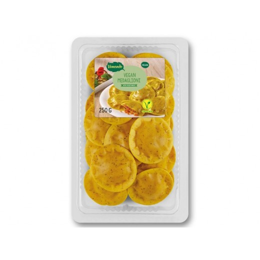 "Vegan dumplings with vegetables ""Vemondo"", 250 g"