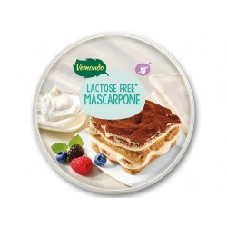 "Lactose free mascarpone ""Vemondo"", 250 g"