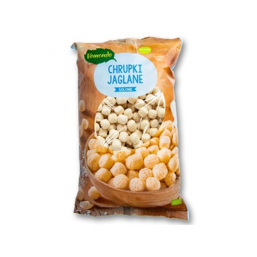 "BIO Organic crunchy salty millet ""Vemondo"", 150 g"
