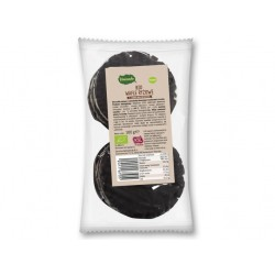 "BIO Organic rice wafers with dark chocolate ""Vemondo"", 100 g"