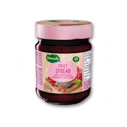 "Vegan fruit & chia spread ""Vemondo"", 220 g"