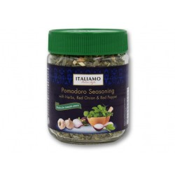 "Pomodoro Italian seasoning with herbs, red onion & red pepper ""Italiamo"", 22 g"