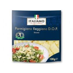 "Shaved Parmigiano Reggiano D.O.P cheese ""Italiamo"", 100 g"