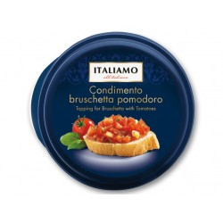 "Topping for bruschetta with tomatoes ""Italiamo"" Condimento pomodoro, 150 g"