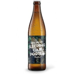 "Sleeping Car Porter 5,5% ""Inne Beczki"", 500 ml"