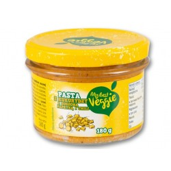 "Corn & chickpeas pasta with dried paprika & chili ""My best veggie"", 180 g"