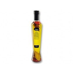 "Extra virgin olive oil with peppercorns & bay leaf ""Deluxe"", 250 ml"
