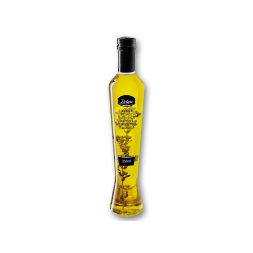 """Extra virgin olive oil with rosemary """"Deluxe"""", 250 ml"""