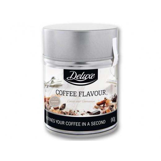 """Coffee flavour cocoa & cinnamon """"Deluxe"""" Zanzibar, 90 g"""