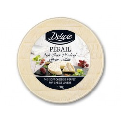 "Soft Perail cheese made of sheep's milk ""Deluxe"", 150 g"