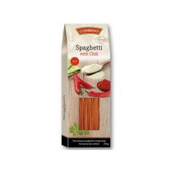"Spaghetti with chili ""Combino"" Limited Edition, 250 g"