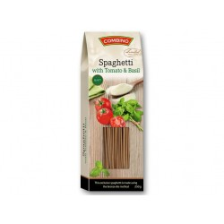 "Spaghetti with tomato & basil ""Combino"" Limited Edition, 250 g"