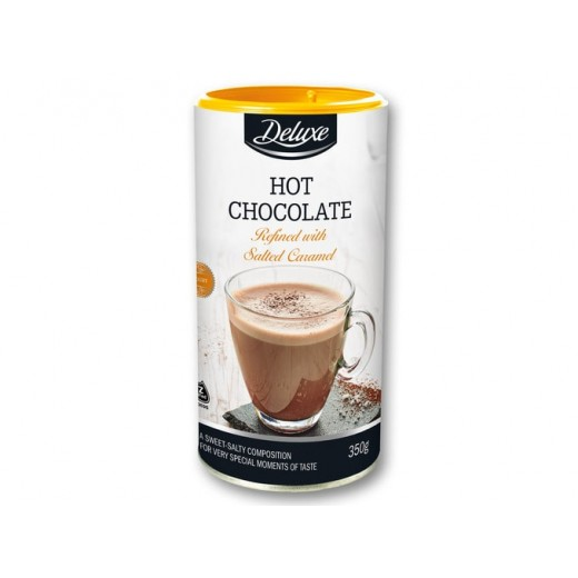 "Hot chocolate refined with salted caramel ""Deluxe"", 350 g"