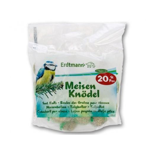 """Bird food """"Erdtmann"""" Fat balls, 1600 g"""