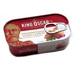 """Cod liver """"King Oscar"""", 115 g"""