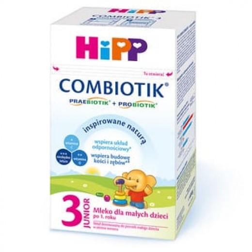 Bio Organic infant formula Hipp 3 Junior Combiotic, 600 g