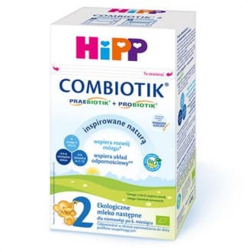 Bio Organic baby formula Hipp 2 Combiotic, 600 g