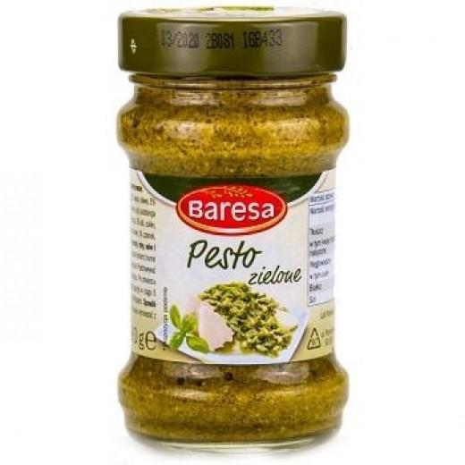 "Green pesto sauce ""Baresa"", 190 g"