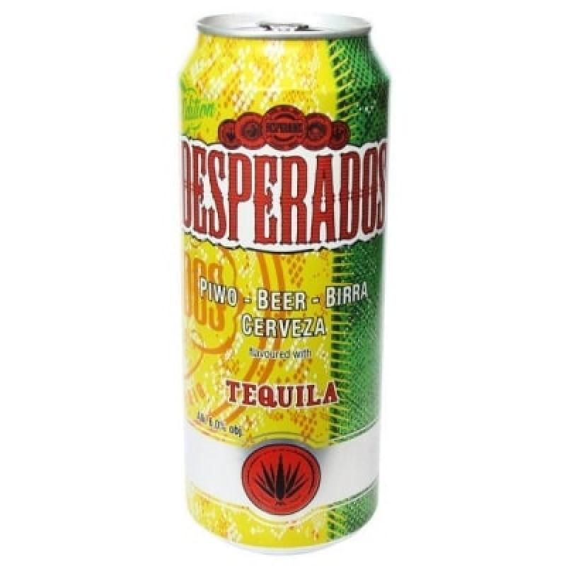 Tequila Beer 5 9 Desperados 500 Ml