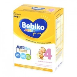 "Milk powder ""Bebiko Junior 4"" Nutriflor expert, 800 g"