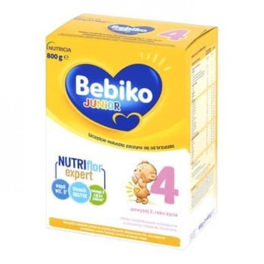 "Milk powder ""Bebiko Junior 4"" Nutriflor expert, 800 g"