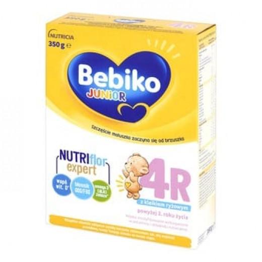 "Milk powder with rice gruel ""Bebiko Junior 4R"" Nutriflor expert, 350 g"