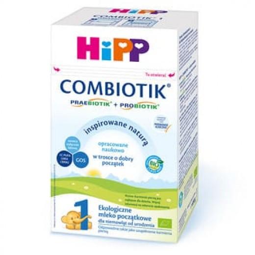 Bio Organic baby formula Hipp 1 Combiotic, 600 g