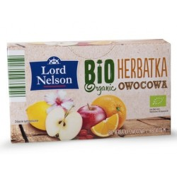 "BIO Organic fruit tea ""Lord Nelson"", 20 pcs"