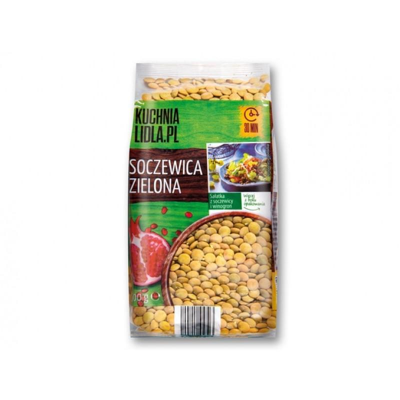 Green Lentils Kuchnia Lidla 500 G