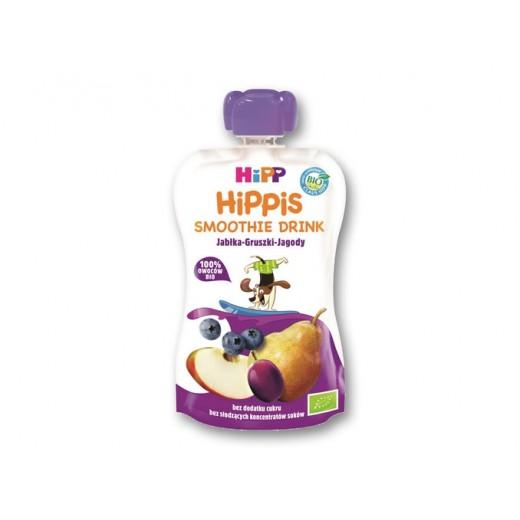 "BIO Organic fruit smoothie drink ""Hippis Sport"", 120 g"