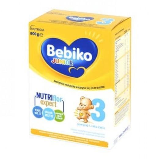 "Milk powder ""Bebiko Junior 3"" Nutriflor expert, 800 g"