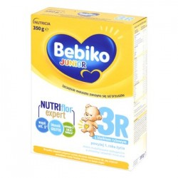 "Milk powder with rice gruel ""Bebiko Junior 3R"" Nutriflor expert, 350 g"