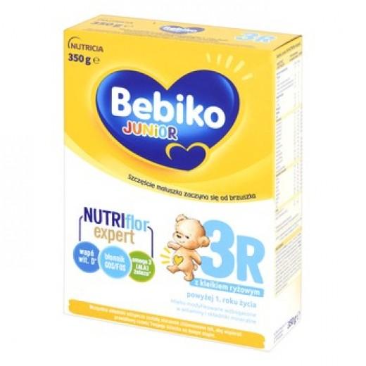 "Milk powder with rice gruel ""Bebiko Junior 3R"" Nutriflor expert, 350 g"
