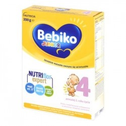"Milk powder ""Bebiko Junior 4"" Nutriflor expert, 350 g"