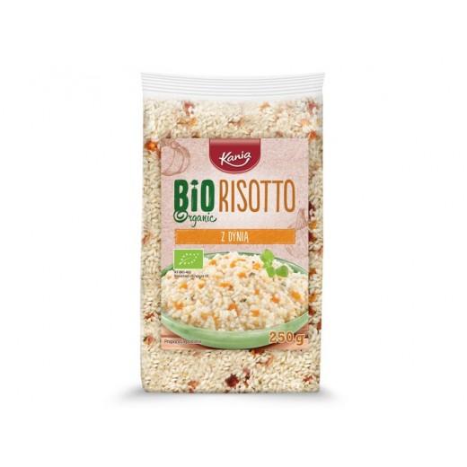 "BIO Organic Risotto with pumpkin ""Kania"", 250 g"