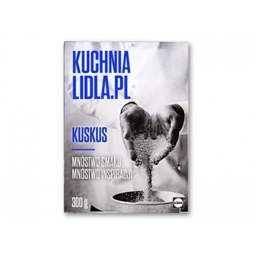 "Couscous ""Kuchnia Lidla"",  300 g"