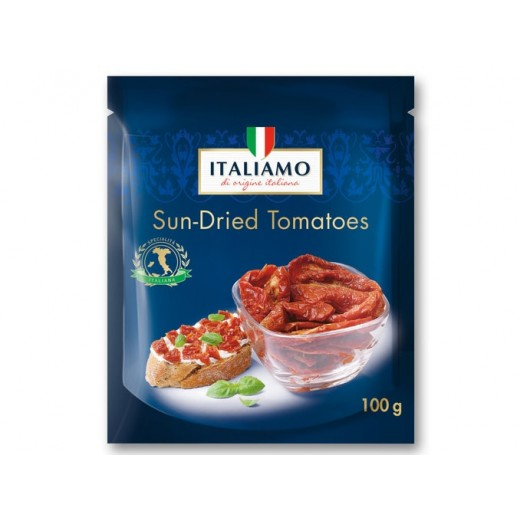 "Sun dried tomatoes ""Italiamo"", 100 g"
