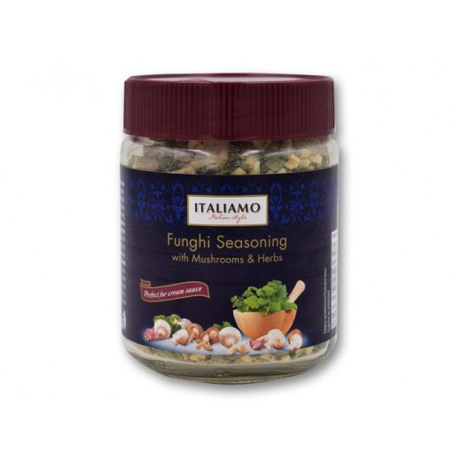 "Italian style Funghi seasoning with mushrooms & herbs ""Italiamo"", 22 g"