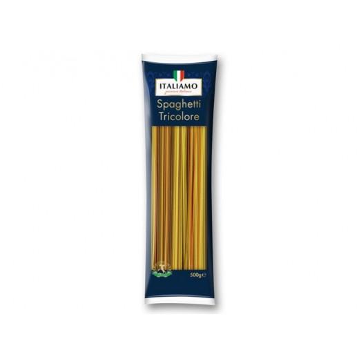 """Tricolore spaghetti """"Italiamo"""", 500 g"""