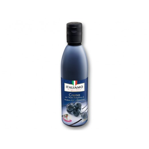 "Blueberry balsamic vinegar Modena IGP ""Italiamo"", 250 ml"