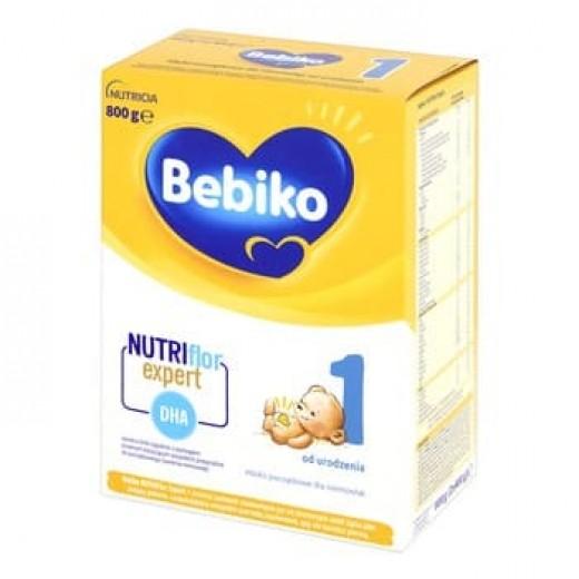 "Milk powder ""Bebiko 1"" Nutriflor expert, 800 g"