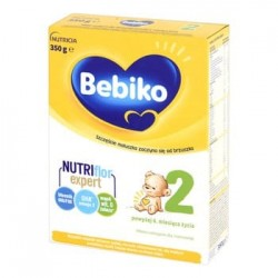 "Milk powder ""Bebiko 2"" Nutriflor expert, 350 g"