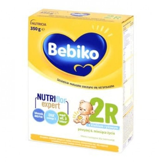 "Milk powder with rice gruel ""Bebiko 2R"" Nutriflor expert, 350 g"