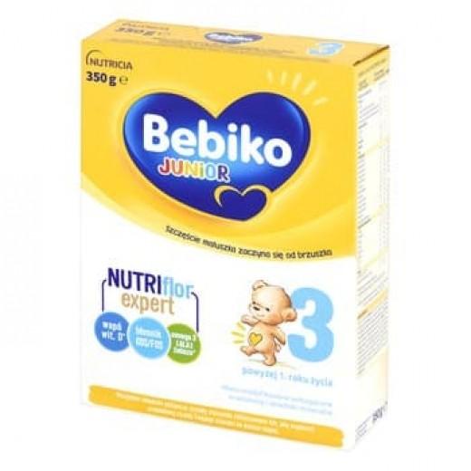 "Milk powder ""Bebiko Junior 3"" Nutriflor expert, 350 g"